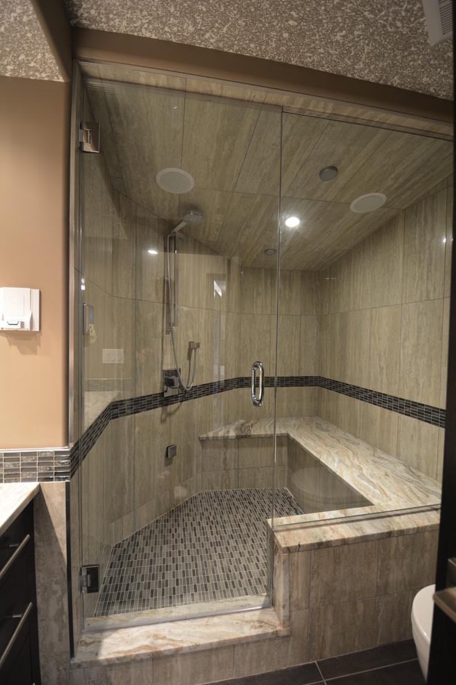 Pinnacle Show Home - Contemporary - Bathroom - Edmonton ...