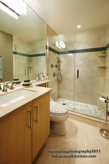 Pittsburgh condo eclectic bathroom philadelphia by for Bath remodel pittsburgh