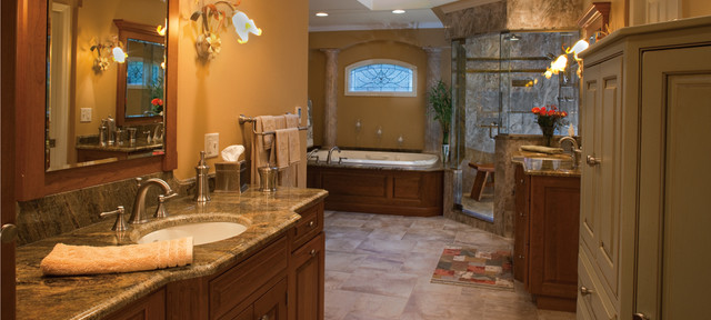 Plain Fancy Bathrooms Traditional Bathroom New York By Aspen Kitchen And Bath