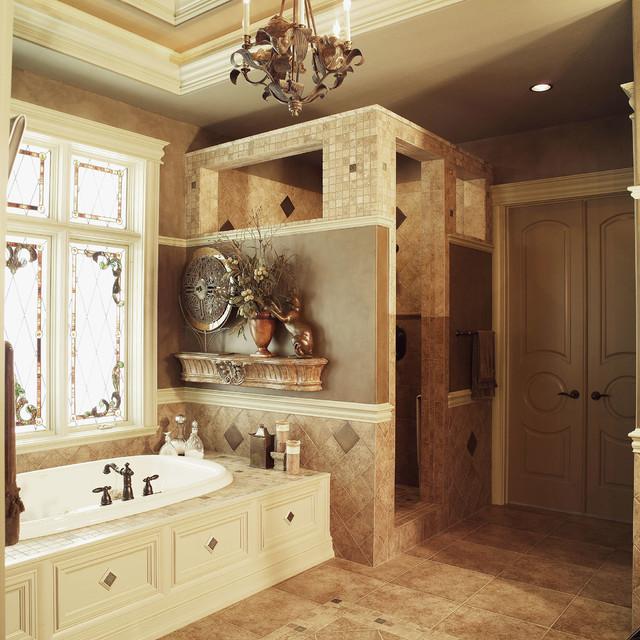 Plan #051S-0007 traditional-bathroom