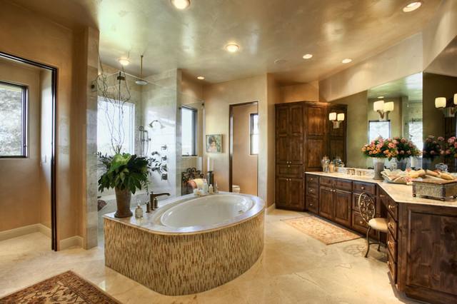 Plan #5911 contemporary-bathroom