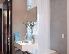 PLAN Architecture, PLLC contemporary-bathroom