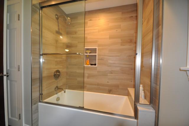 Bathroom surround