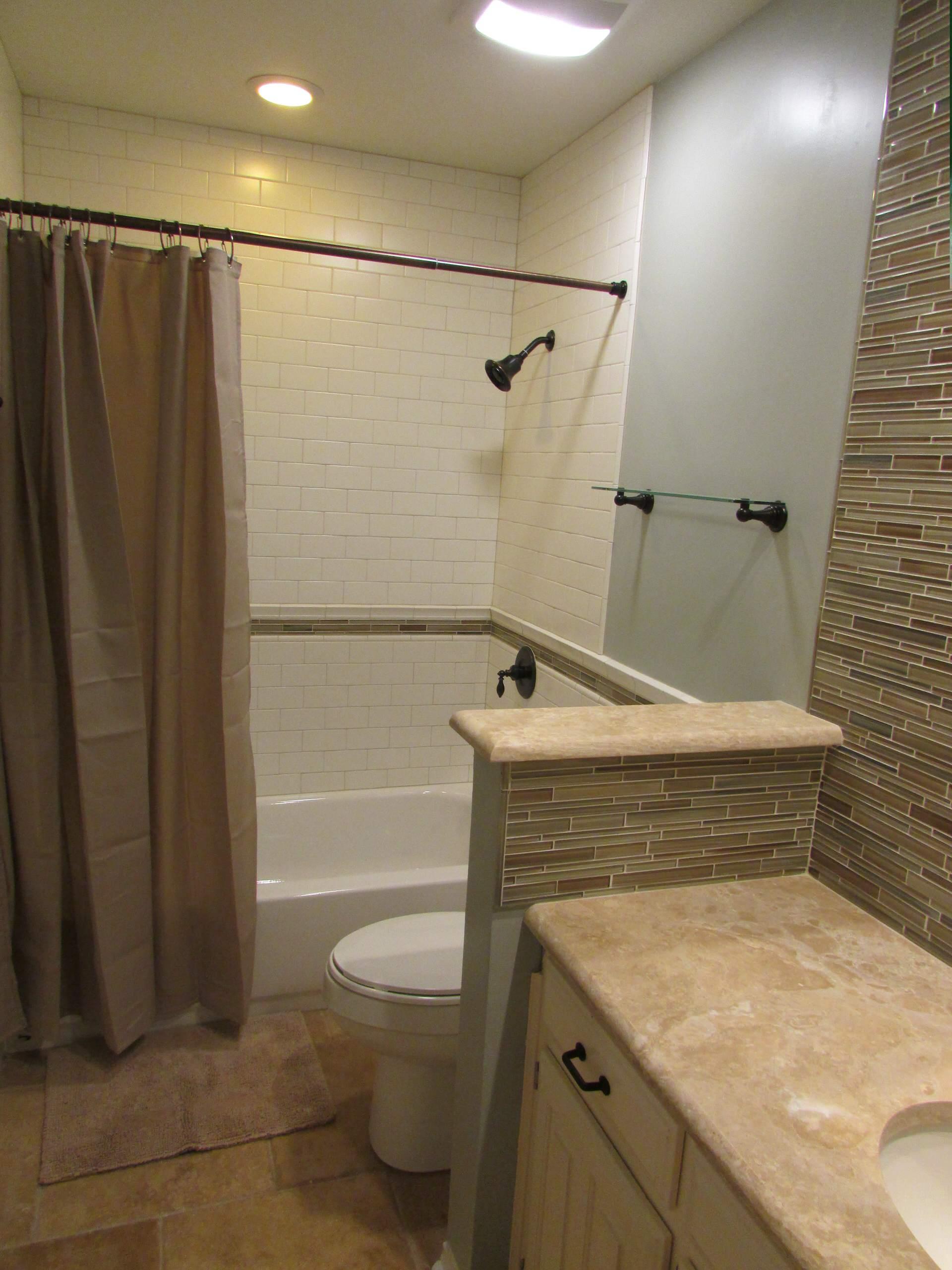 Plano Guest Bathroom