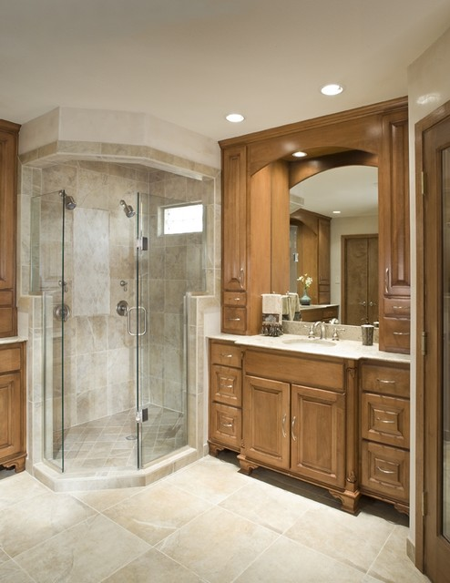 Plano Texas Bathroom Remodel
