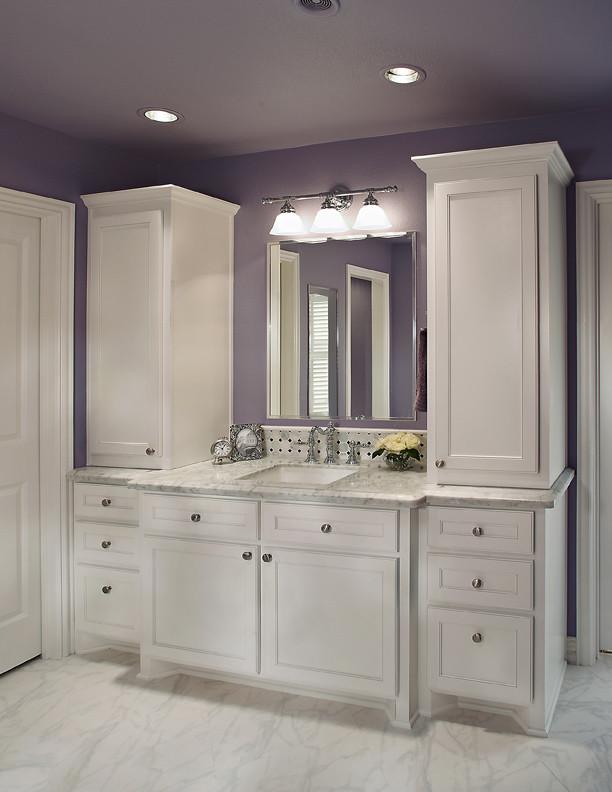 Plano TX bathroom remodel - Traditional - Bathroom ...