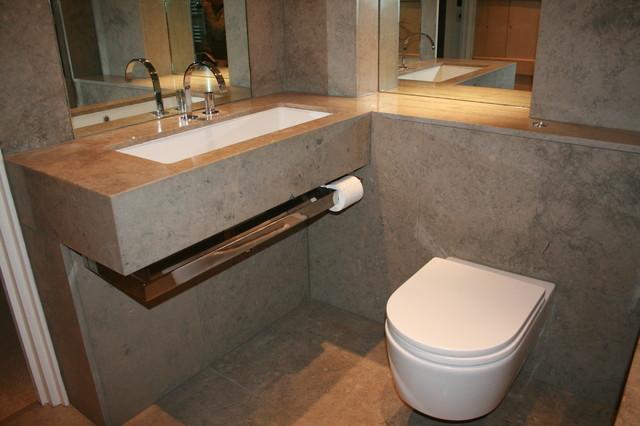 Plaxtol Bathroom contemporary-bathroom