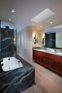 Playa Del Rey Contemporary Bathroom Los Angeles By Roth Design Group Ltd