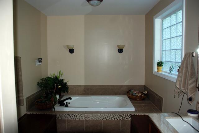 Bathroom charlotte by innovations home design center inc
