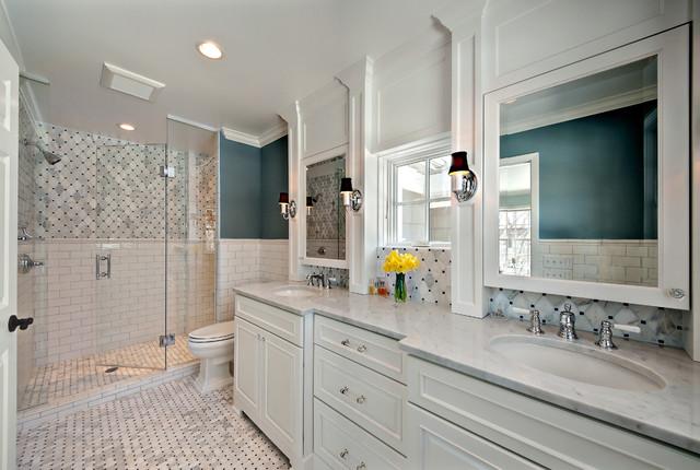 Plymouth Addition Master Bathroom Traditional Bathroom