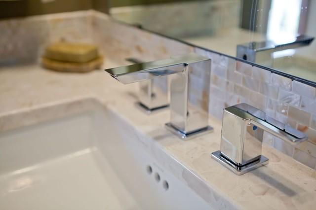 Plymouth Interior Renovation contemporary-bathroom