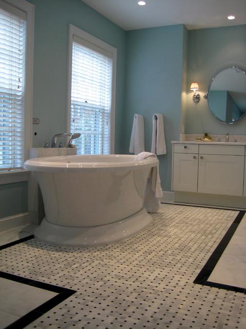Poggenpohl White Quot Shaker Style Quot Bathroom