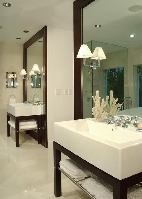 Poggi Design Contemporary Bathroom Miami By Poggi Design