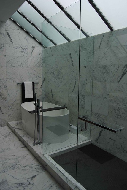 Point Grey Residence traditional-bathroom