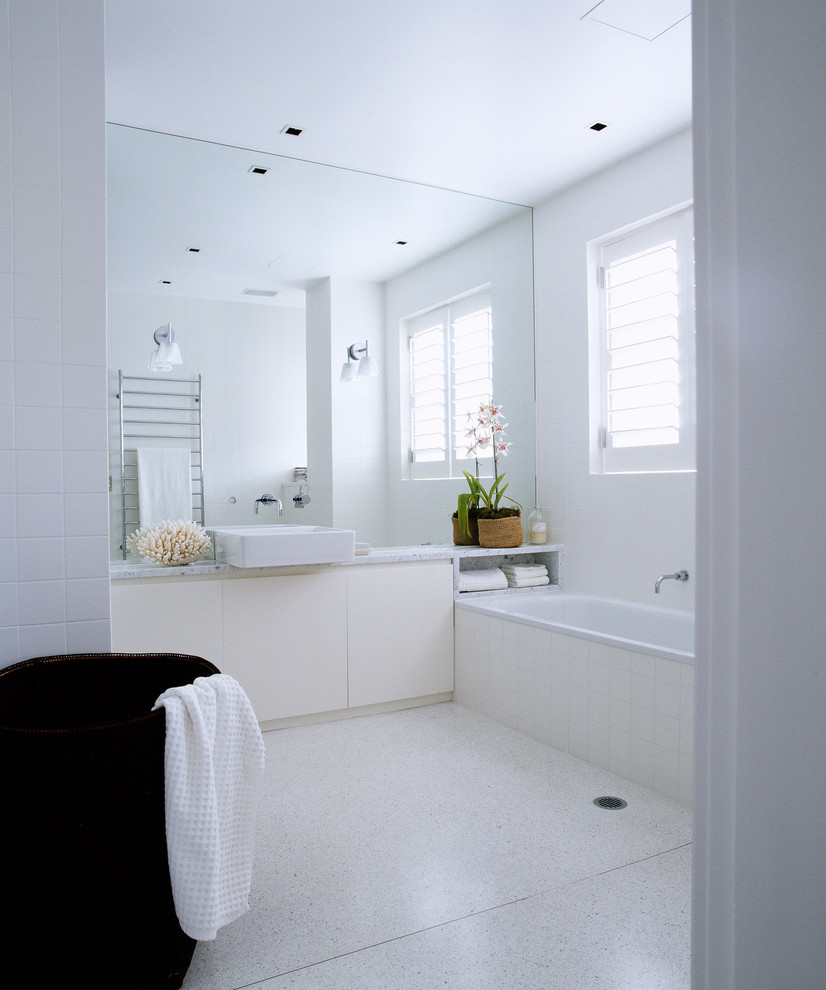 Point Piper Apartment - Eclectic - Bathroom - Sydney - by ...