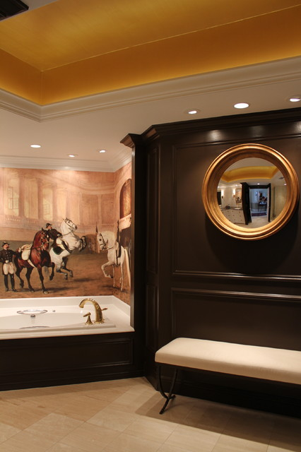 Pompano, Fl Master Bathroom traditional-bathroom