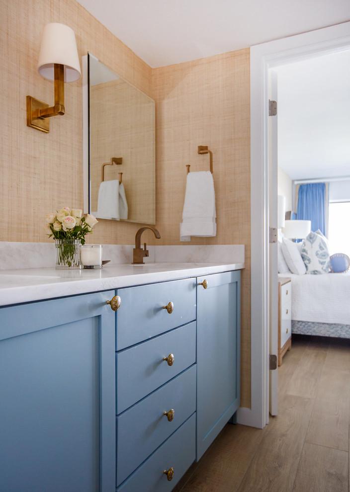 Ponte Vedra Beach Condo - Beach Style - Bathroom ...