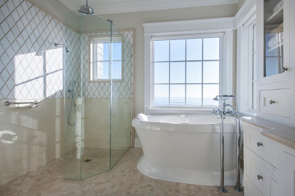 Ponte Vedra Beach, Florida - Transitional - Bathroom ...