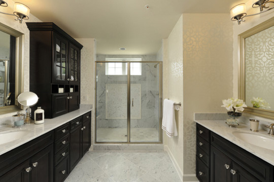 POPLAR RUN-CENTENIAL modern-bathroom
