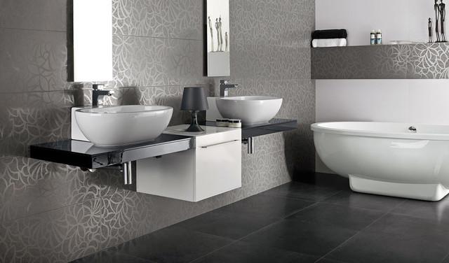 Porcelanosa Bathroom from Royal Stone & Tile - Contemporáneo ...