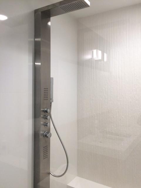 Porcelanosa Shower Column Industrial Bathroom Orange County Awesome Bathroom Remodel Orange County Minimalist