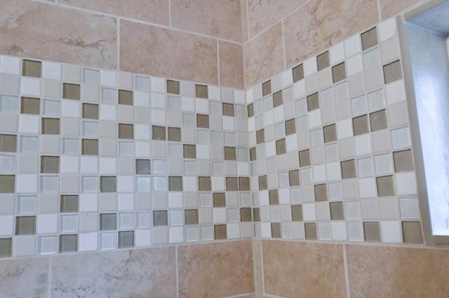 Porch and Bathroom Addition traditional-bathroom
