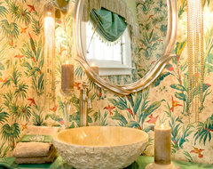Portfolio eclectic-bathroom
