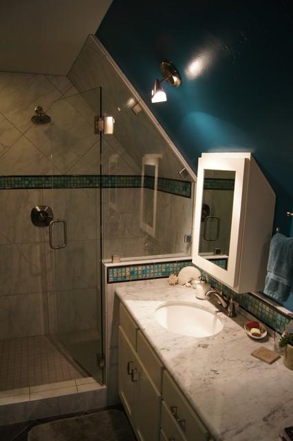 Portfolio beach-style-bathroom
