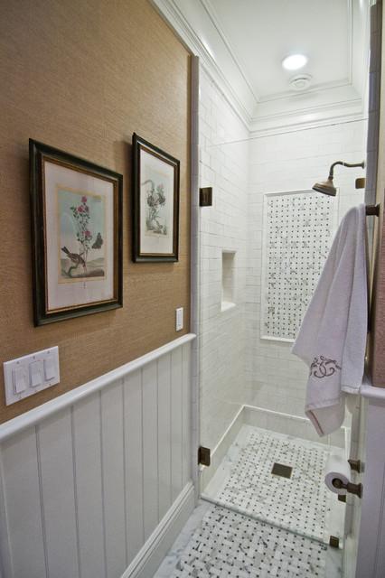 Portfolio of Work traditional-bathroom