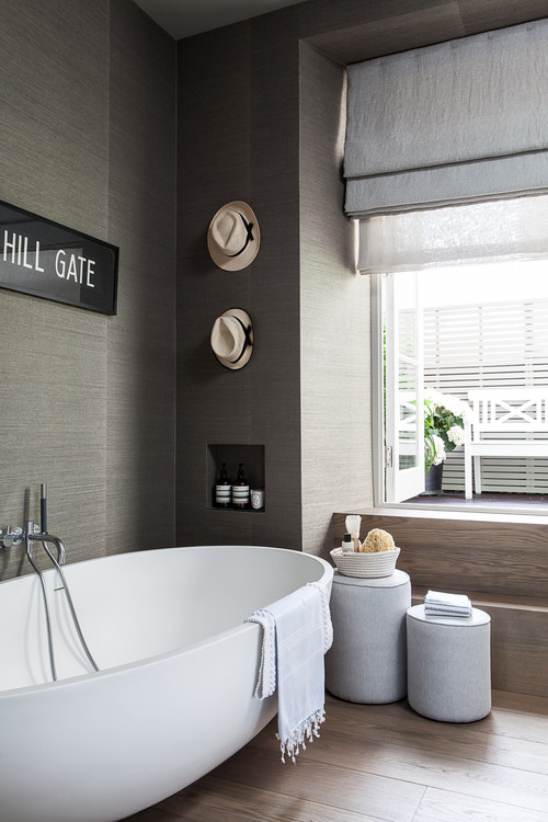 Sichtschutz Badezimmerfenster Tipps