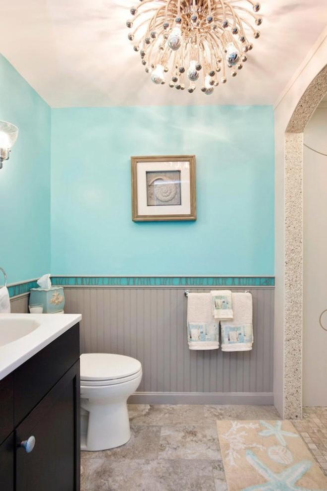 Portland Bathroom Remodel - Beach Style - Bathroom ...