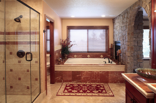 Portland Home Magazine - Banks traditional-bathroom