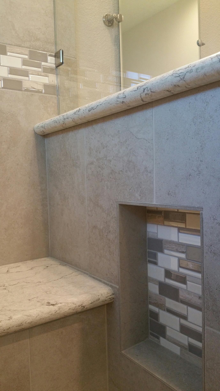 Portulaca - Lake Jackson - Master Bath Remodel