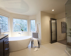 Poseidon Ct Master Bathroom Remodel modern bathroom