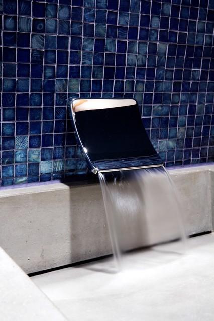 Powder Room modern-bathroom