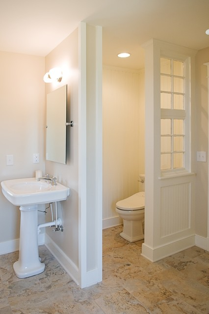 Duck nc remodel beach style bathroom other metro for Bathroom remodel new bern nc