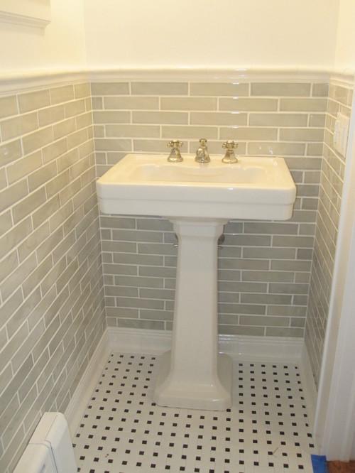 Attirant Is This A Porcher Lutezia 24 Inch Sink?