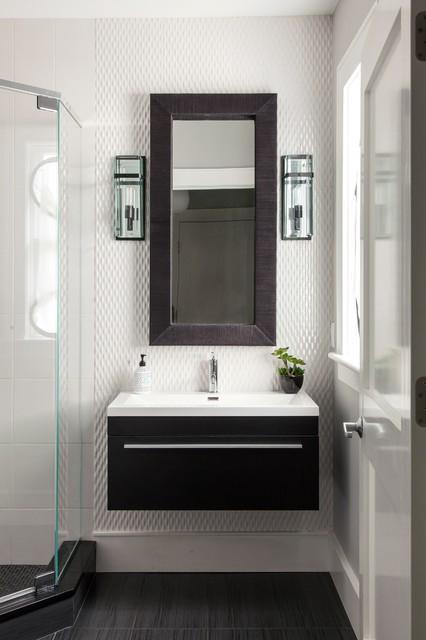Powder Rooms Small Bath Ideas Contemporary Bathroom Boston Awesome Bathroom Design Center