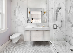8 Inspiring Bathrooms That are 4 Square Metres or Less