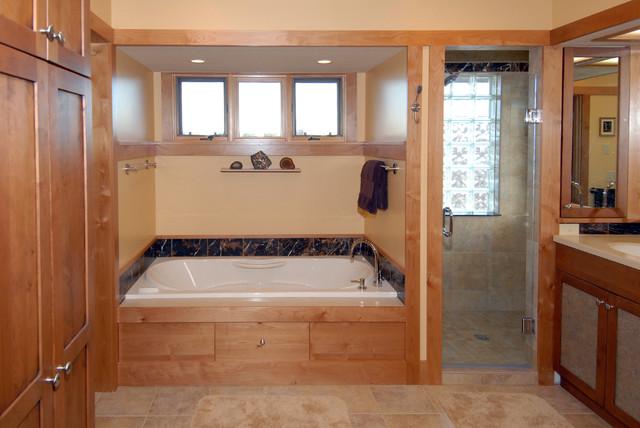 Prairie Contemporary contemporary-bathroom