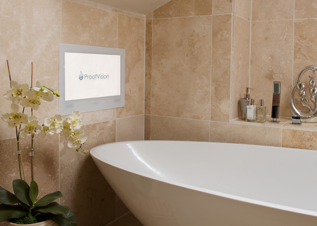 Premium Bathroom TV Range - Modern - Badezimmer - London ...