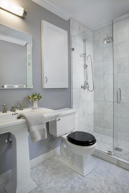 Presidio Heights Bath traditional-bathroom
