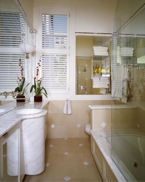 Presido Heights San Francisco Bathroom traditional-bathroom