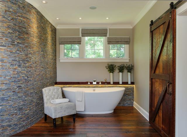 Preston transitional bathroom raleigh by scott - Preston hardware bathroom vanities ...