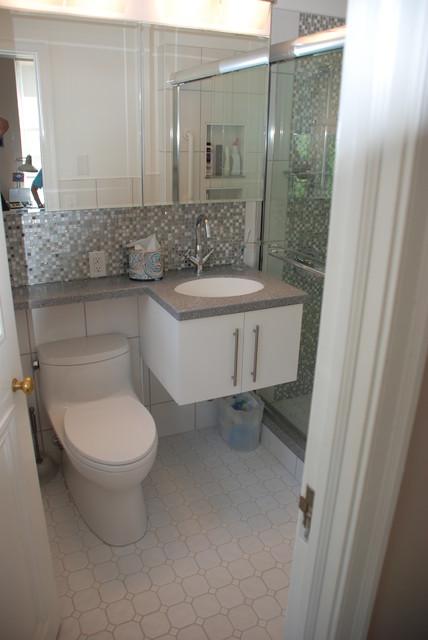 Prestonwood Bathroom Remodel Modern Bathroom