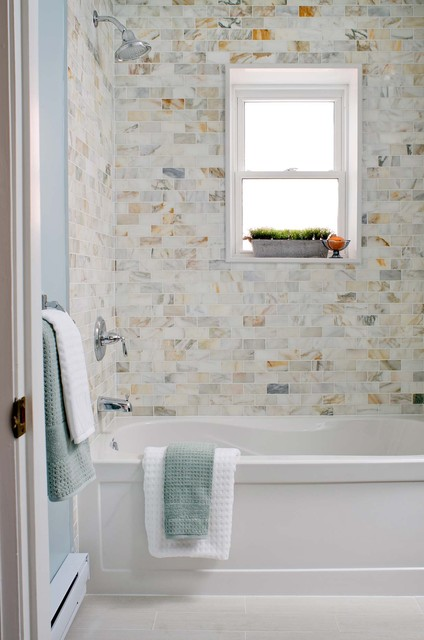 Pretty Bathroom contemporary-bathroom