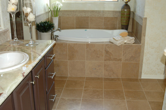 Primera Interiors Projects Gallery traditional-bathroom