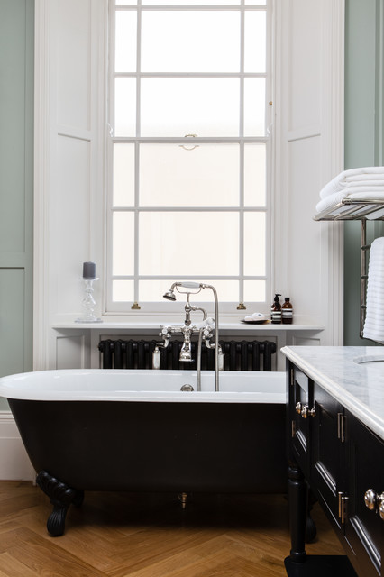 Primrose hill contemporary bathroom london by for Bathroom design companies london