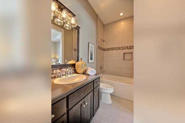 The Brahmin - Transitional - Bathroom - Portland - by Cascade West Development
