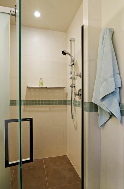 Private house bronx ny contemporary bathroom new for Interior designers bronx ny